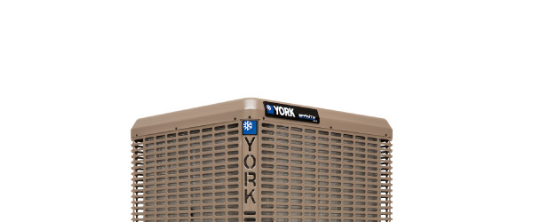 York outdoor home heater unit.